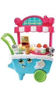 Leapfrog Scoop & Learn Ice Cream Carr