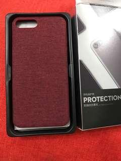 IPHONE 7 PLUS COVER FREE TEMPERED GLASS