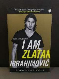 🚚 I am Zlatan Ibrahimovic Autobiography