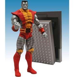Marvel Select X-men Colossus Figure + Base, Mint Loose, No BAF, Fit Legends Scale