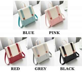 Small Backpack Women Handbags
