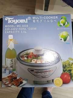 Toyomi Multi Cooker