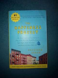 🚚 The Happiness Project Book by Gretchen Rubin