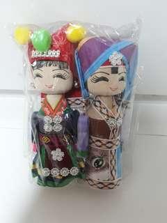 Handmade Craft Dolls