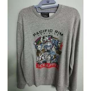 Pacific Rim Uprising Scrapper Sweatshirt (New) #SNAPENDGAME