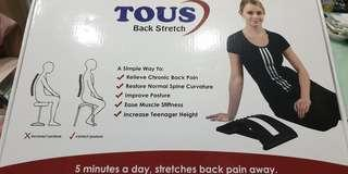 🚚 TOUS Back Stretch For Physiotherapy