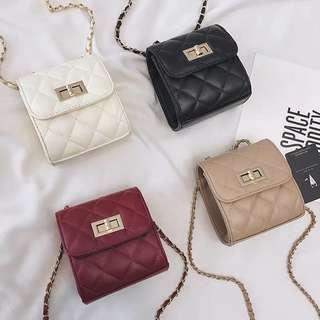 🚚 [PO] Korean Style Mini Sling Bag