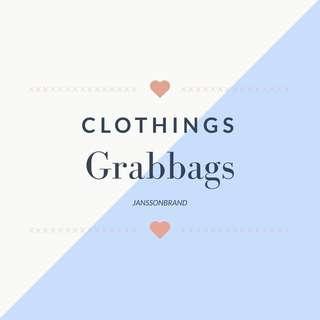🚚 ❤️ Grab bags ! ❤️