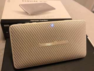 Harman Kardon esquire mini Bluetooth portable speaker