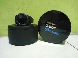 Samsung galaxy gear S3 frontier original 100%