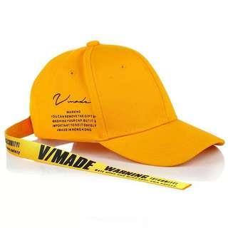 長帶 帽子 老帽 棒球帽 潮流 韓版 鴨舌帽 遮陽帽