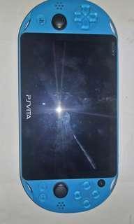 PSVita 2k 3.65 Henkaku (Aqua Blue)