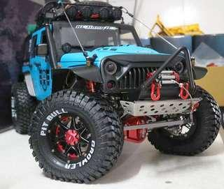 RC Car 1:10 Crawler - Package Customizations
