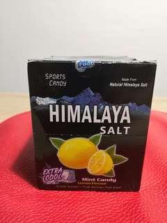 🚚 Himalaya salt candy