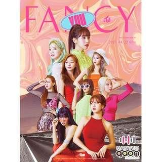 TWICE - Fancy You | 7th Mini Album | Pre-order