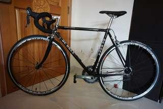 DeRosa Steel Road Bike (Like New!!)