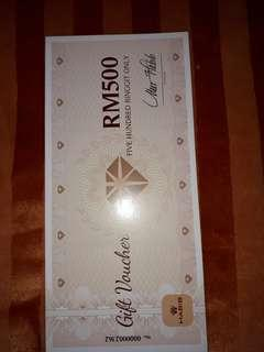 Habib Rm500 voucher