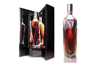 Macallan M Decanter 2013. First edition. Serial 57. Single Malt Whisky. Number of bottles: 1750.麥卡倫大M2013第一版,麥卡倫限量版,全球限量1750支。