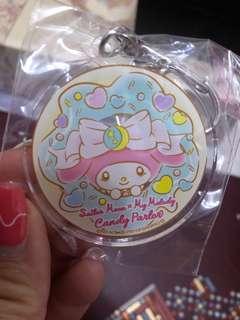 Sailor Moon X My Melody 日本餐廳限定匙扣(My Melody款)已絕版