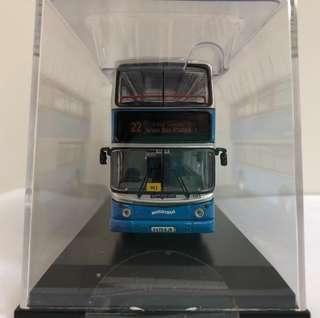 巴士模型 ukbus 1053  Alexander ALX400-bodied Dennis Trident
