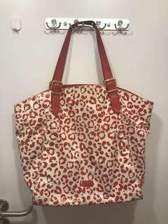 Moschino big shopping bag