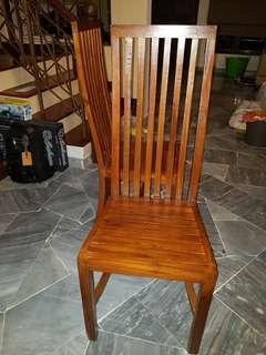 Wooden dining chair #SnapEndGame