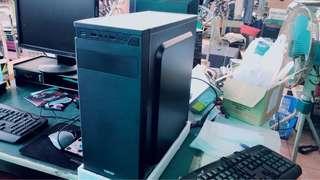 知名廠牌 Intel Q系列四核心二手電腦