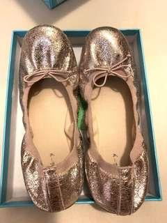 Zara金🌟平底鞋size34