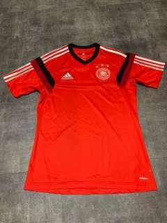 🚚 GERMANY ADIDAS MEN JERSEY (Size S)