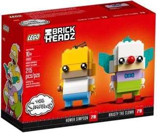 🚚 Lego Brickheadz 41632