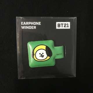 [LF/WTT] BT21 Earphone Winder