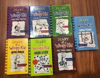 Diary Of A Wimpy Kid ~ New/ Paper back