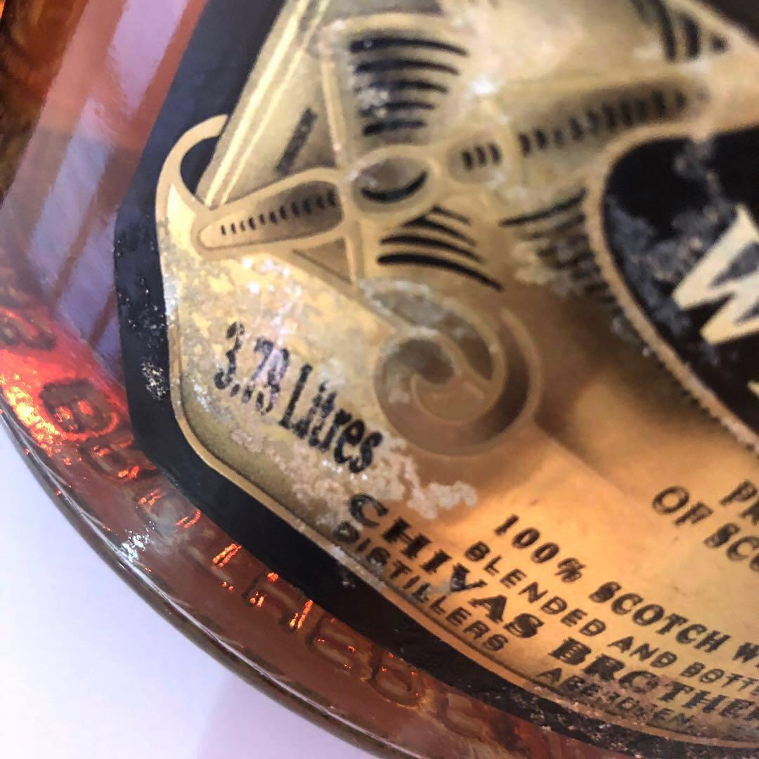 (3.78L) HUGE Chivas 12 Vintage Whisky
