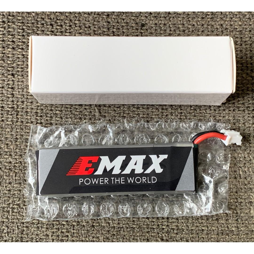 (5 Pcs) Emax Tinyhawk 450mAh 1s HV Lipo Battery