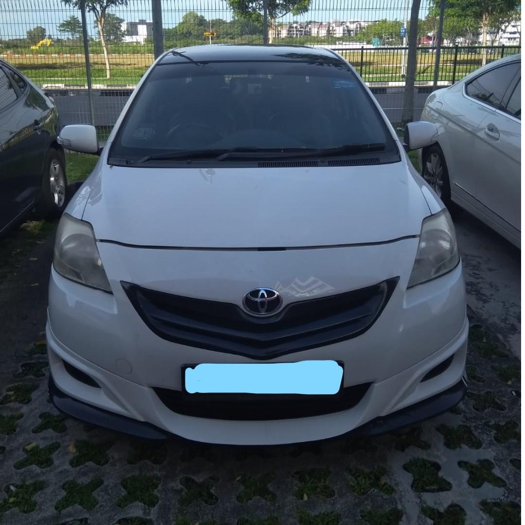 ✅ 3 Month Cheap & Good Toyota Vios (Personal-Grab- Gojek)✅