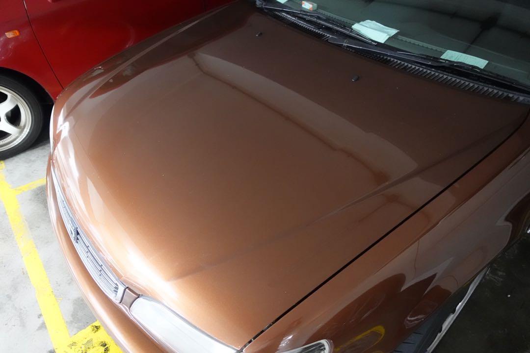 汽車美容上門 - 日本 9H 鍍膜