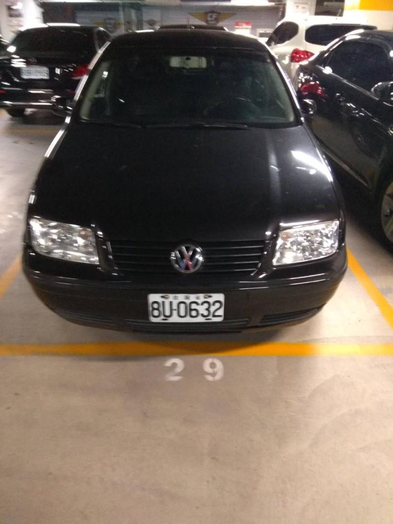 福斯汽車 自用 汽油 黑色  關渡看車 喜歡在談不開了隨便賣,喜歡現場看車出價