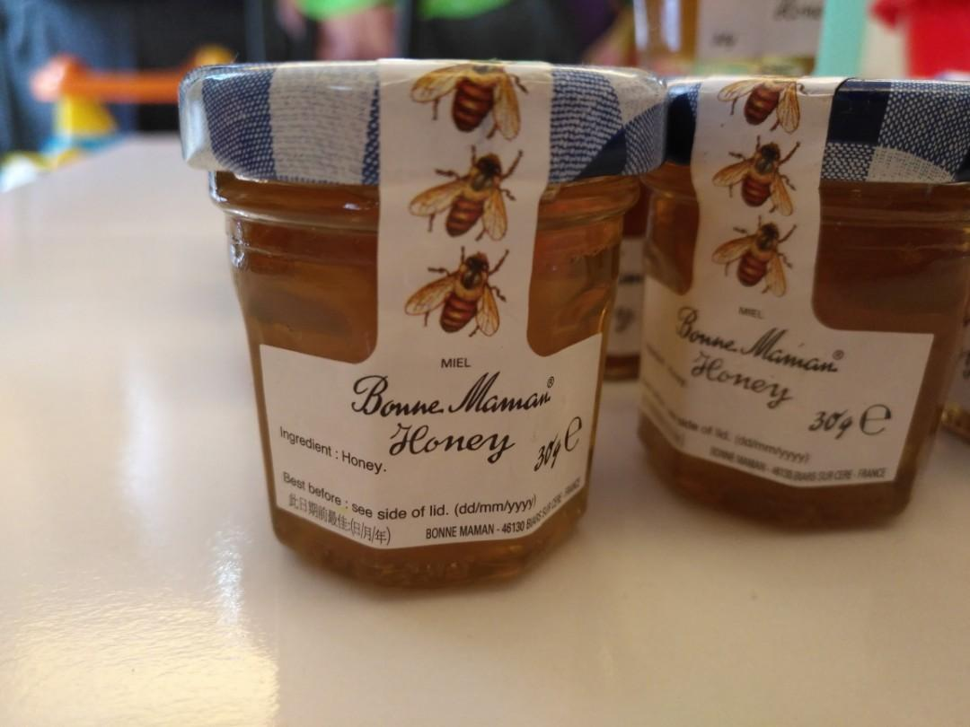 (全新) bonne maman honey 30g