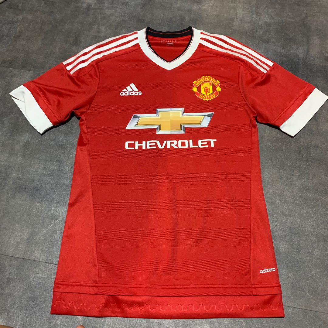 5f2151cea adidas adizero player authentic version Manchester United Home ...