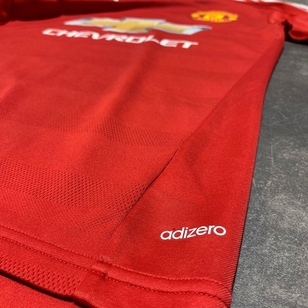 903c71da6 adidas adizero player authentic version Manchester United Home Jersey