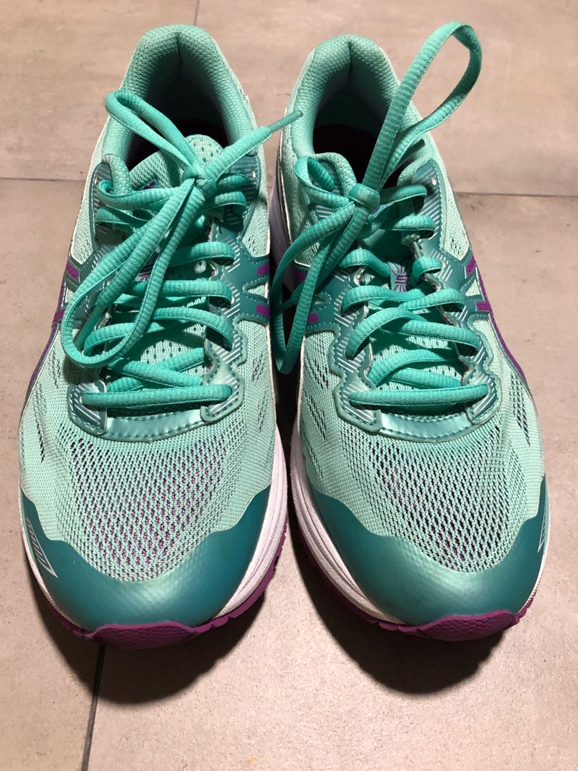 Asics Women's Running Shoes (US 8, wide fit) T6A9N (D)
