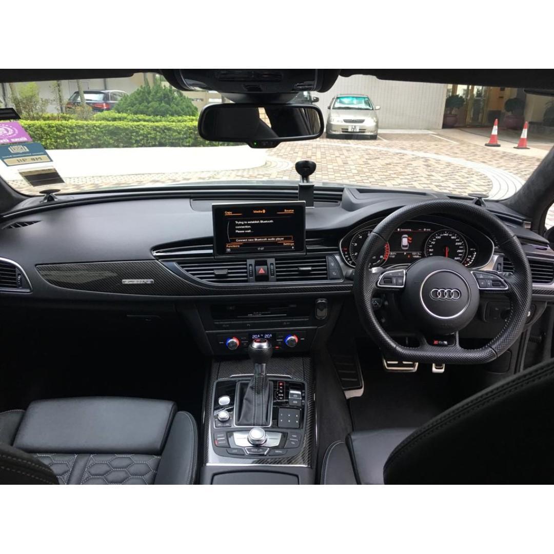 AUDI RS6 4.0T 2014