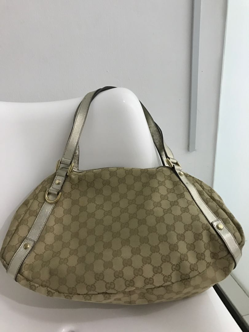 5b29fdf2167e1c Authentic Gucci shoulder sling bag, Luxury, Bags & Wallets, Handbags ...
