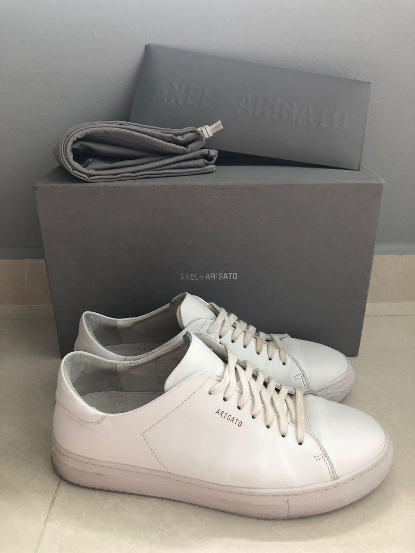 Axel Arigato Clean 90 Sneaker (White