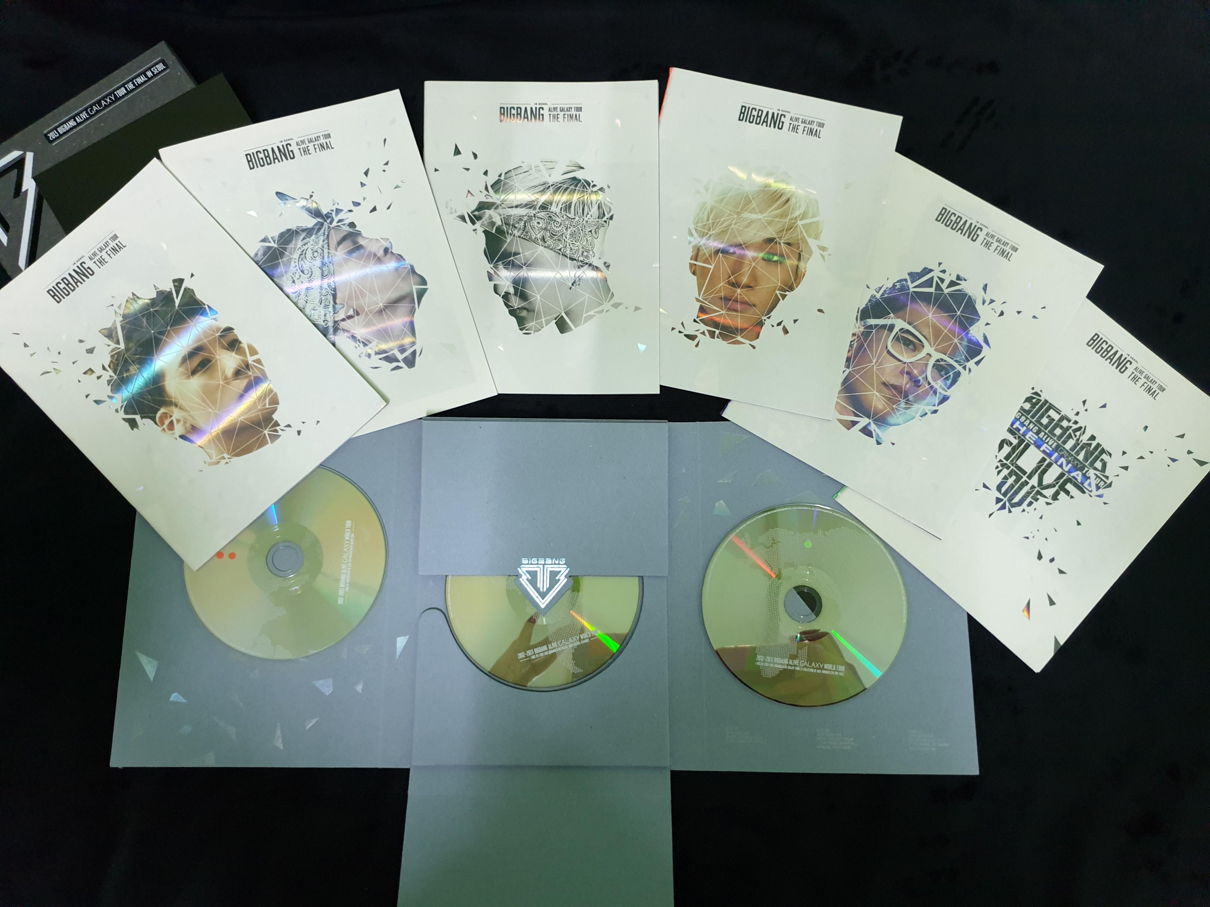 BIGBANG 2013 BIGBANG Alive Galaxy Tour the Final in Seoul DVD