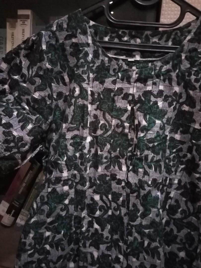 Blouse batik #HBDSale