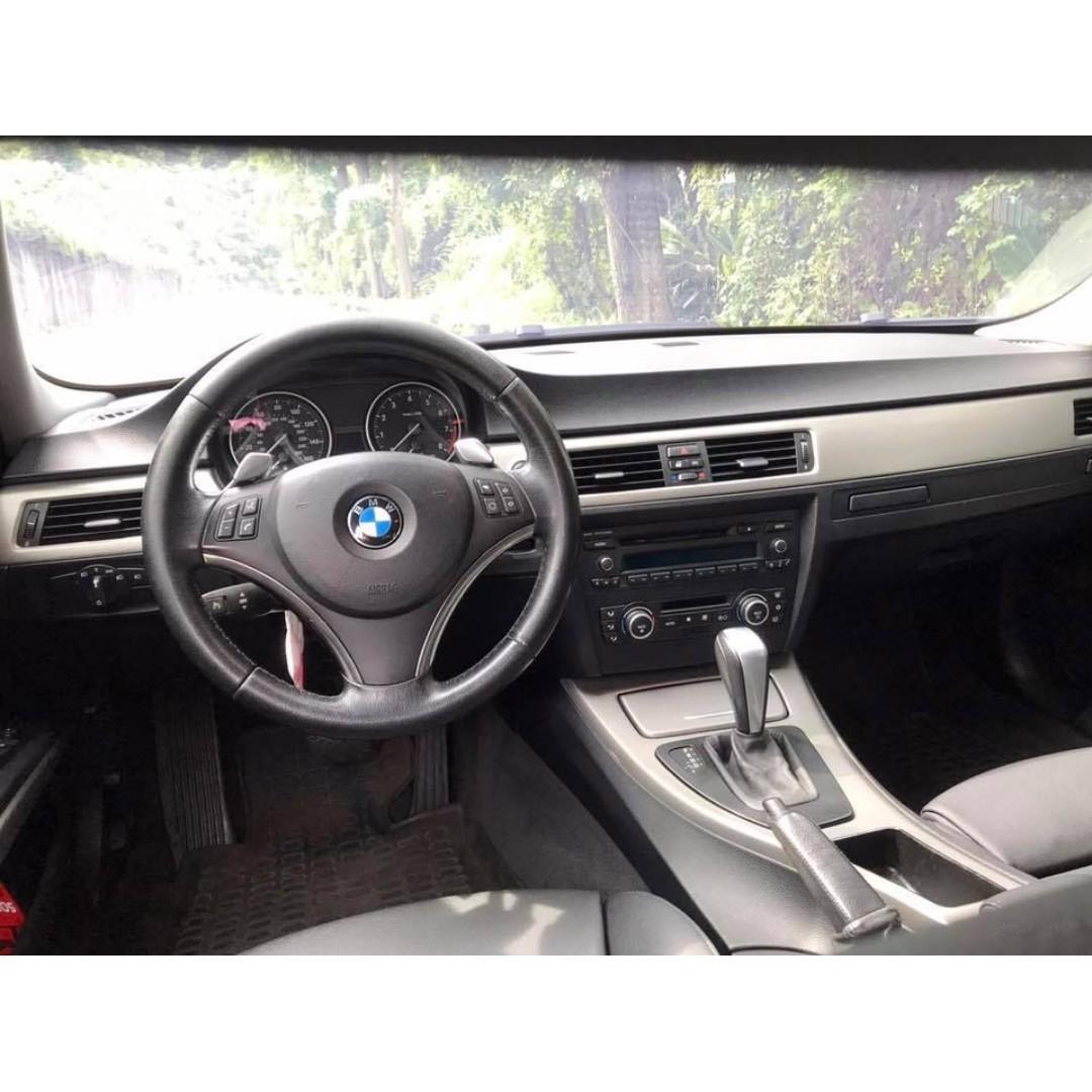 BMW  E90  335i  3.0L  '08  白