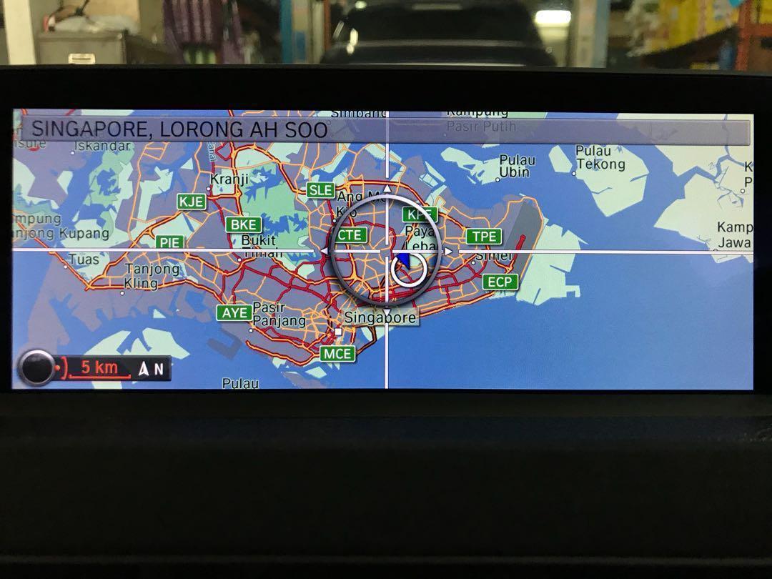Bmw Navigation Update 2019 Version Cic And Nbt System Bmw 2018 Map