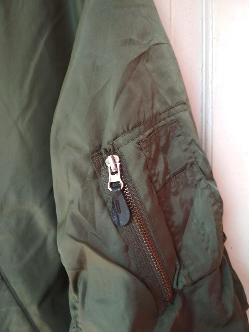 Bomber jaket