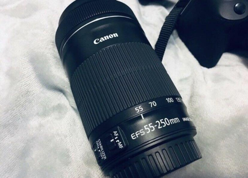Canon Rebel t5i (plus additional lens & entire package)